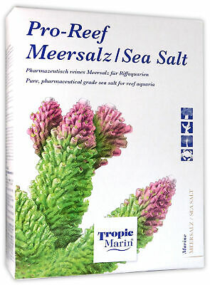 Tropical marine centre pro reef sea salt 4kg