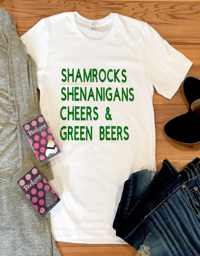 St. Paddy's Day Soft Tees