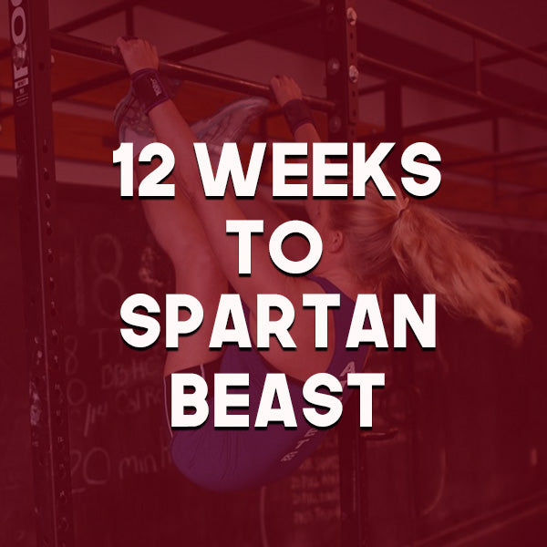 12-Weeks to Spartan Beast