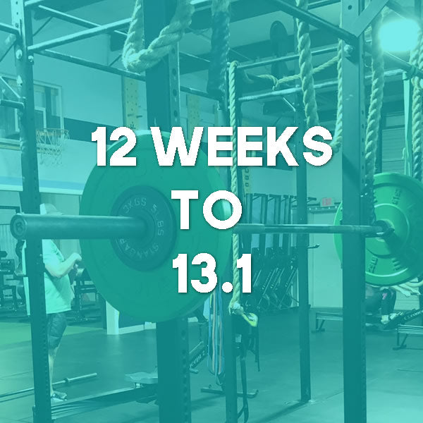 12-Weeks to 13.1