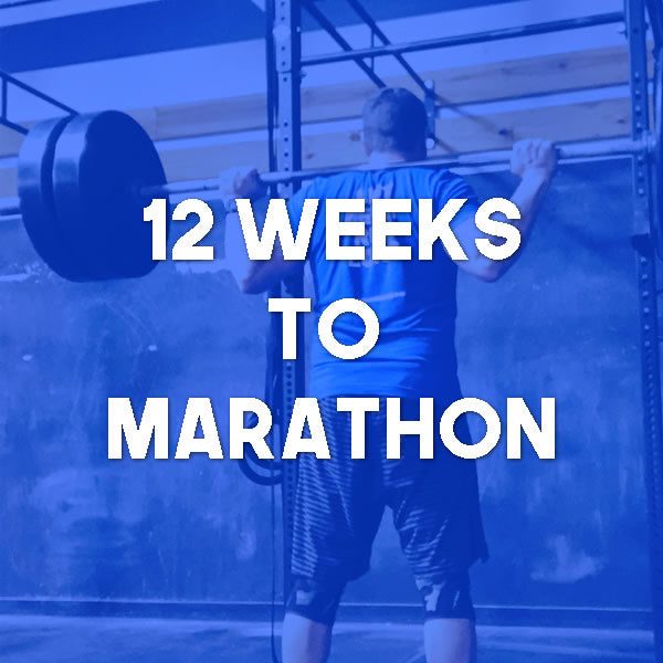12-Weeks to Marathon