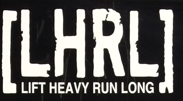 Distance & Deadlift Transfer/Bumper Sticker ***NUMEROUS VARIATIONS** - Lift Heavy Run Long - 9