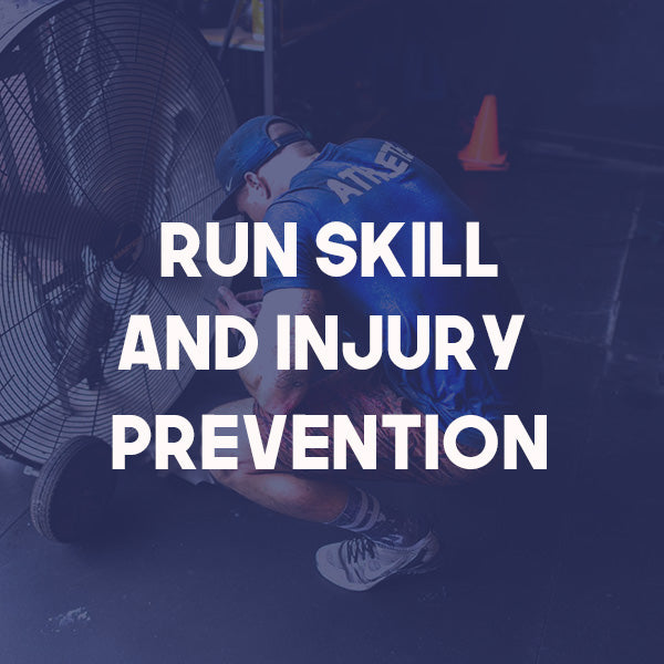 4-Week Run Skill & Injury Prevention Program