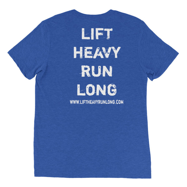 26.2Mile/400Deadlift w FRONT & BACK PRINT - Lift Heavy Run Long - 21