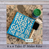 8 x 8 Take & Make Kit
