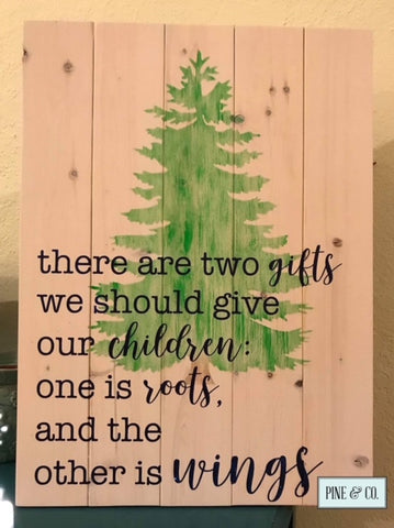 There are two gifts