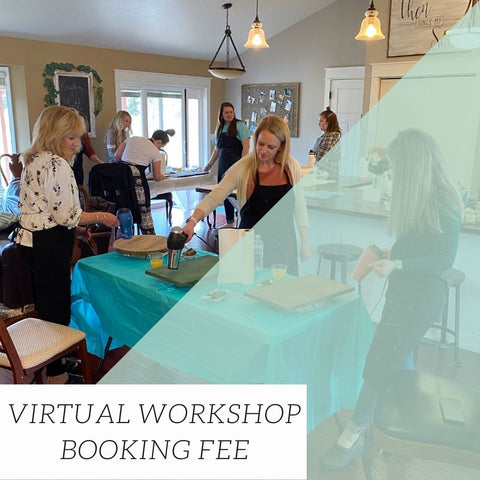 Virtual Workshop Deposit