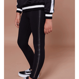 Zipper Legging