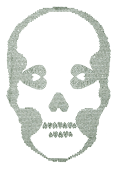 Basic Crystal Skull -  Large