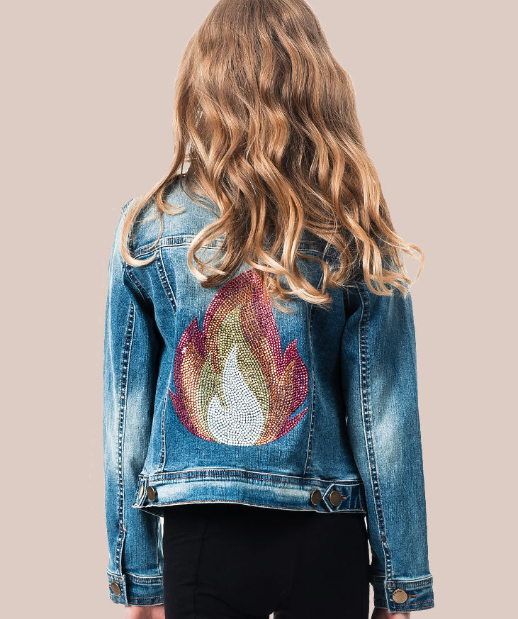 Lit Denim Jacket