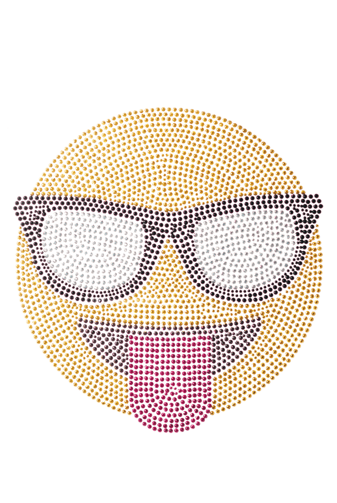Glasses Emoji - Large