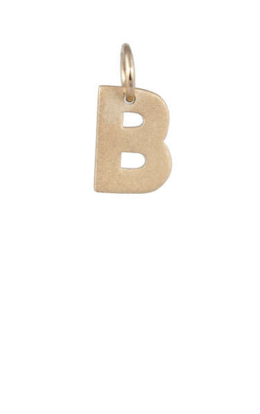 Tween Gift Ideas, Gold Block Letter B