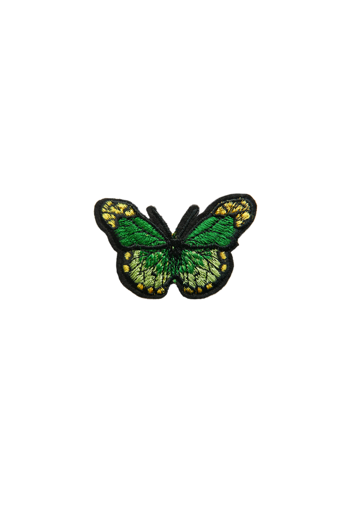 Butterfly Patch- Green