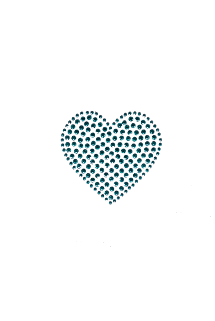 Heart Blue - Small