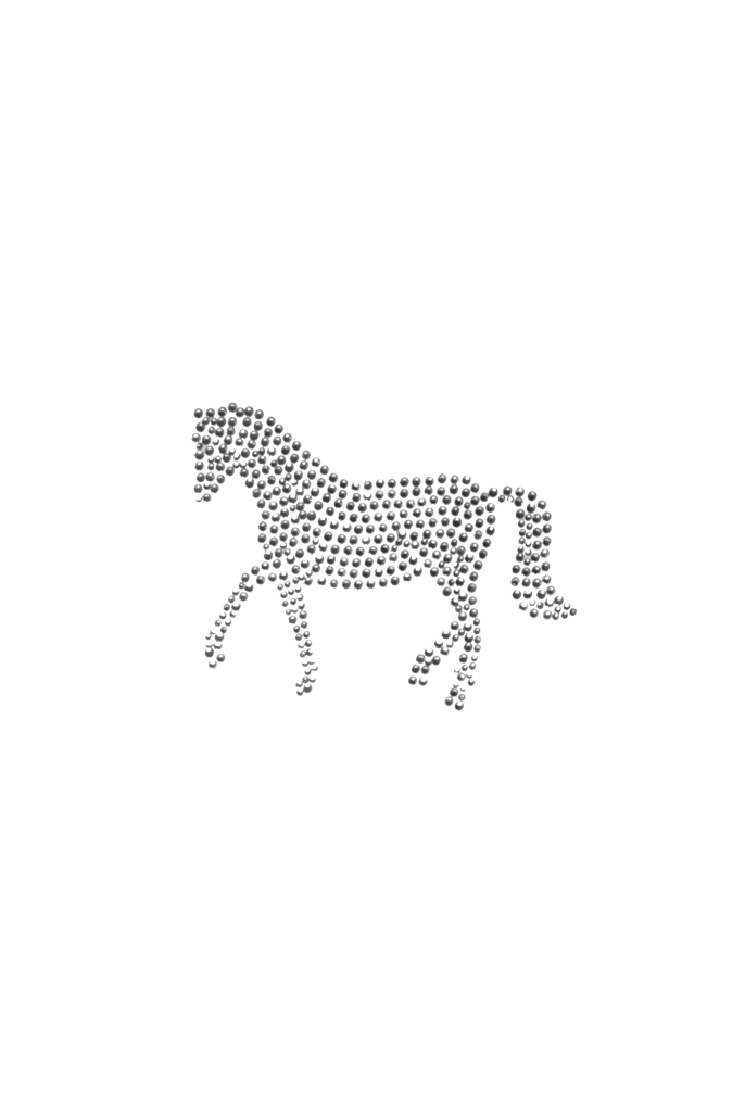 Horse Clear - Small