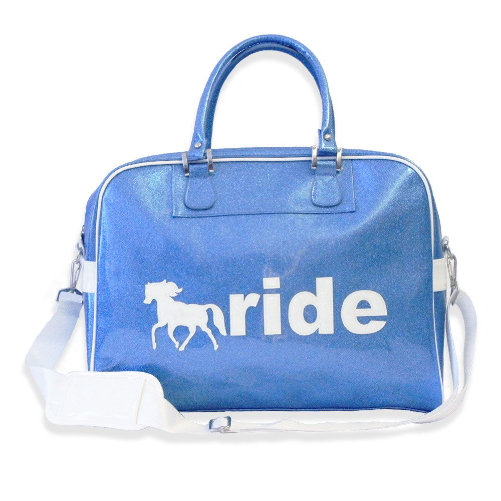 Ride Overnight Bag - Blue