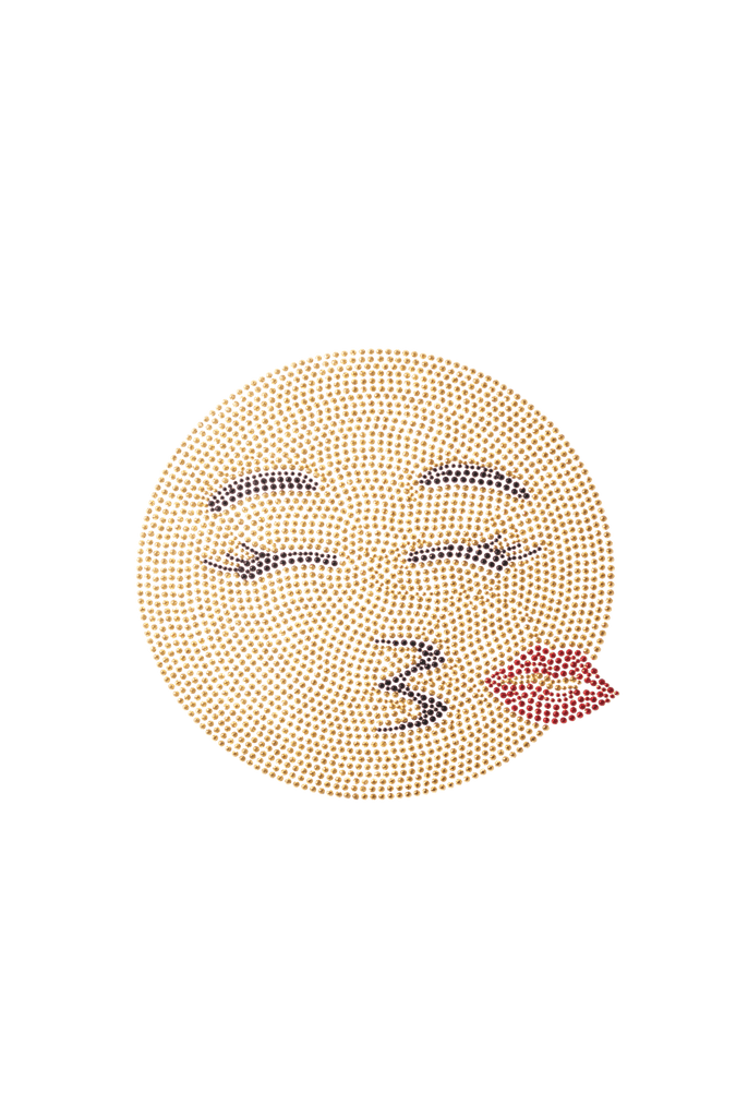 Love Kiss Emoji - Medium