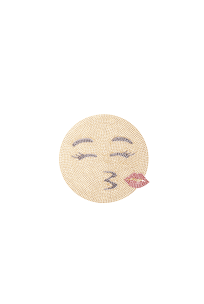 Love Kiss Emoji - Small