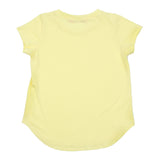 Basic Tee- Yellow