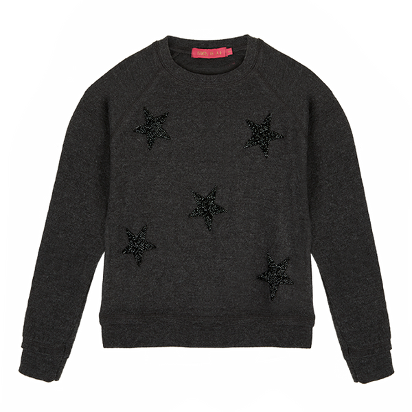 Rock Crystal Star Sweatshirt