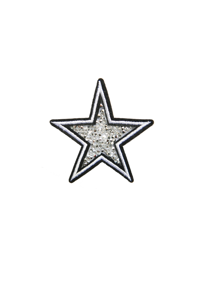 Rock Cystal Star Patch