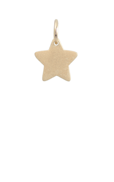 Star Gold Charm, Gift Ideas for Trendy Tweens