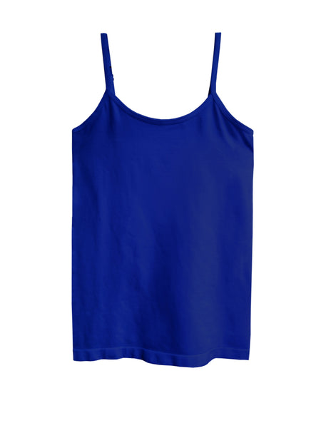 Seamless Tank Top - Royal Blue