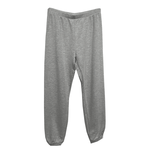 Basic Sweatpant - Heather Grey