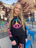 Peace and Happiness Sweatshirt