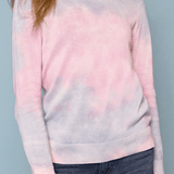 Multi Tie Dye Sweater