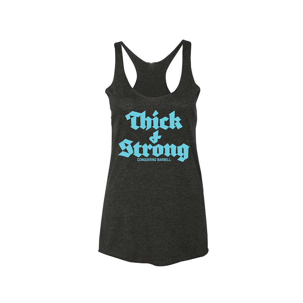 Women's Tank - Thick & Strong - Triblend