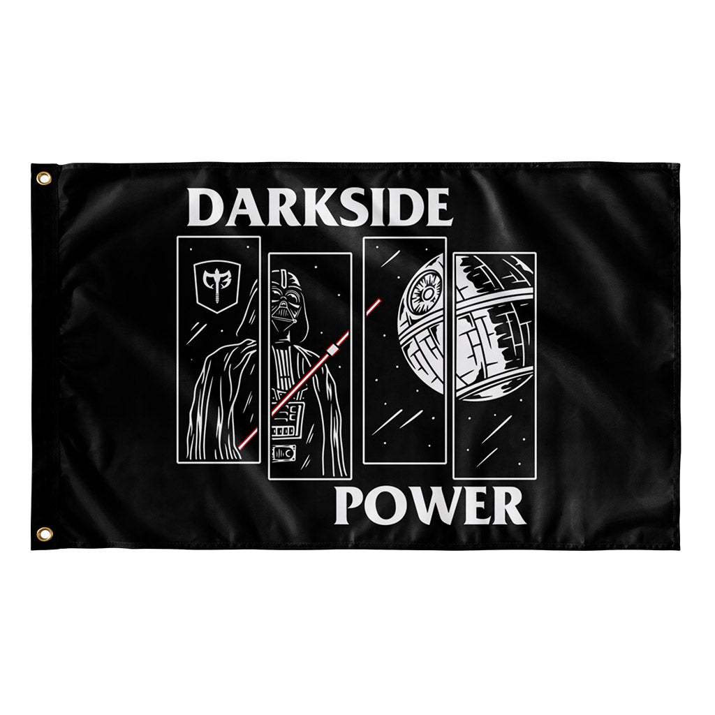 Darkside Power Flag - 3' x 5' Polyester Flag