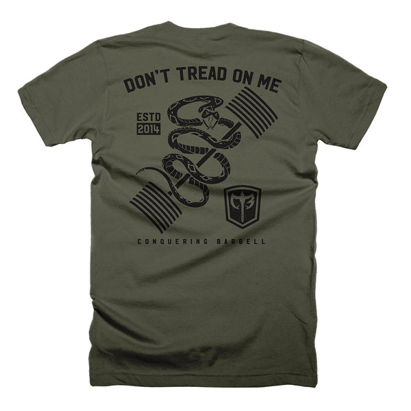 Don't Tread on Me - Lieutenant Tee