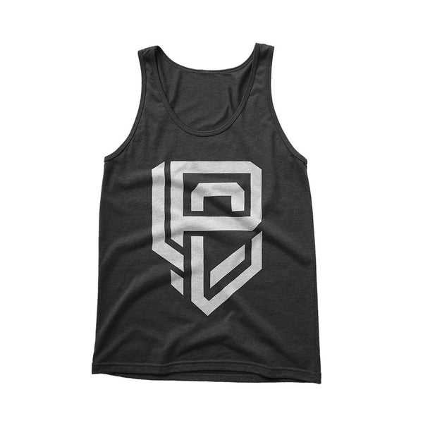 LPC Black Tri-Blend Tank top