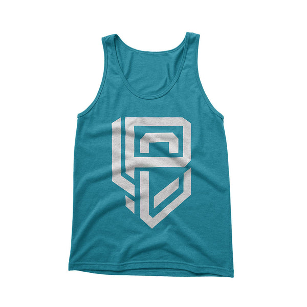 LPC Evergreen Tri-Blend Tank top
