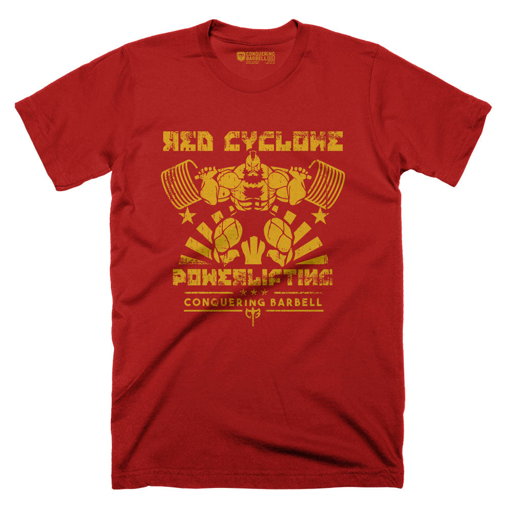 Red Cyclone Powerlifting