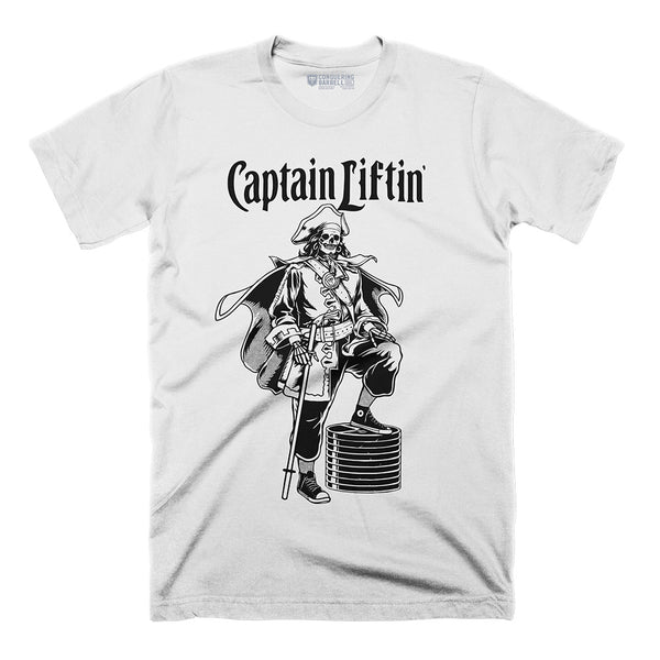 Captain Liftin' - Tee
