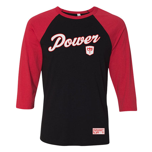 PowerLifter 3/4 Sleeves Raglan Tees
