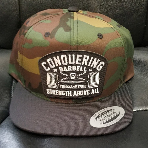 Strength Above All - Camo