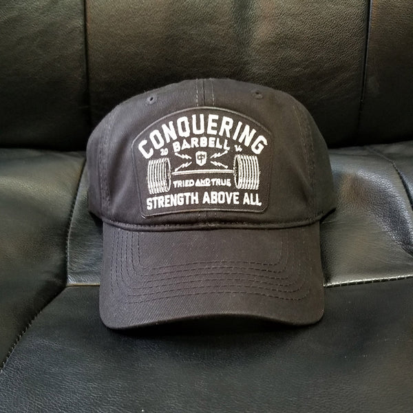 Strength Above All Dad Hat - 100% Cotton