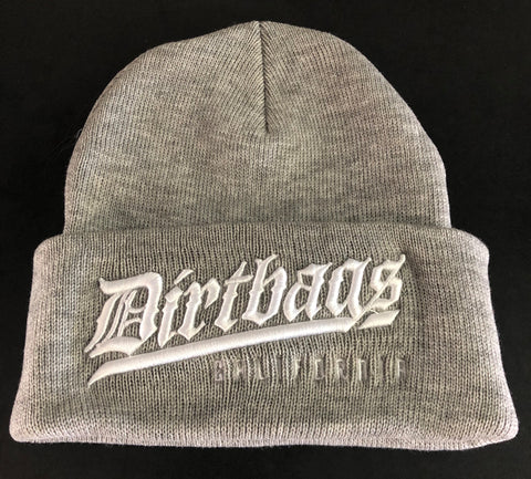 DB TEAM BEANIE GREY