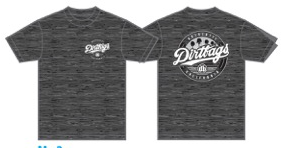 DB Seal T-Shirt - Charcoal Grey