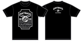 DB Shield T-Shirt - Black
