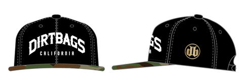 DB Kingtail Snap Back - Camo