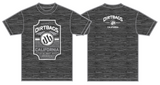 DB Shield T-Shirt - Charcoal Gray