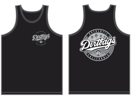 Mens DB Seal Tank - Black