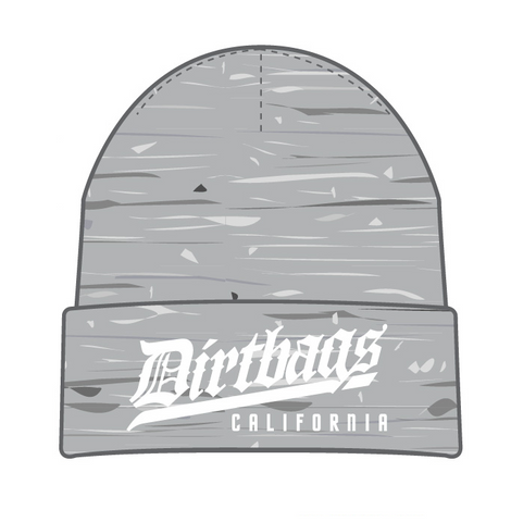 DB Team Beanie - Heather Grey