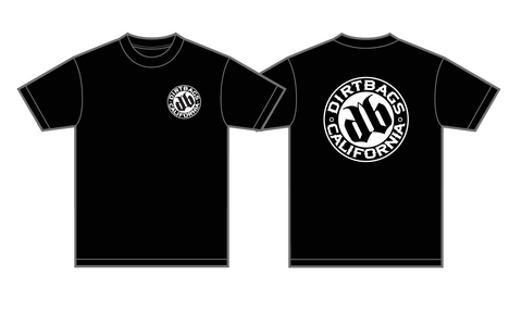 DB California Classic T-Shirt - Black