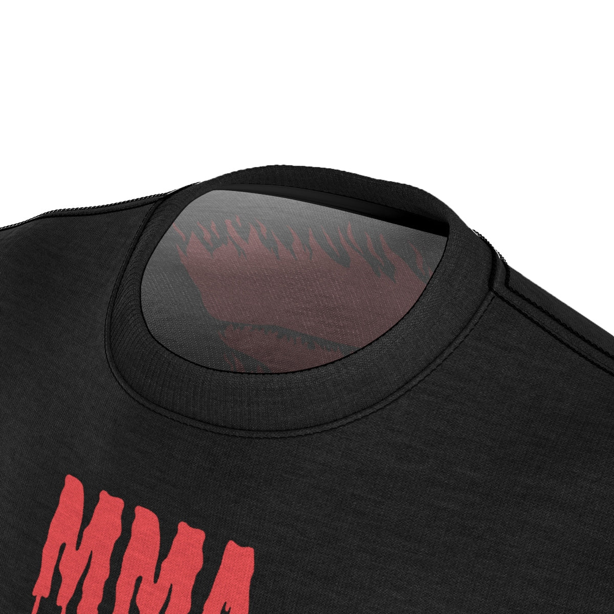MMA ESSENTIALS Tee 100% polyester