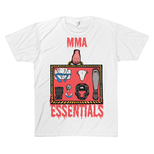 MMA ESSENTIAL Sublimation Tee